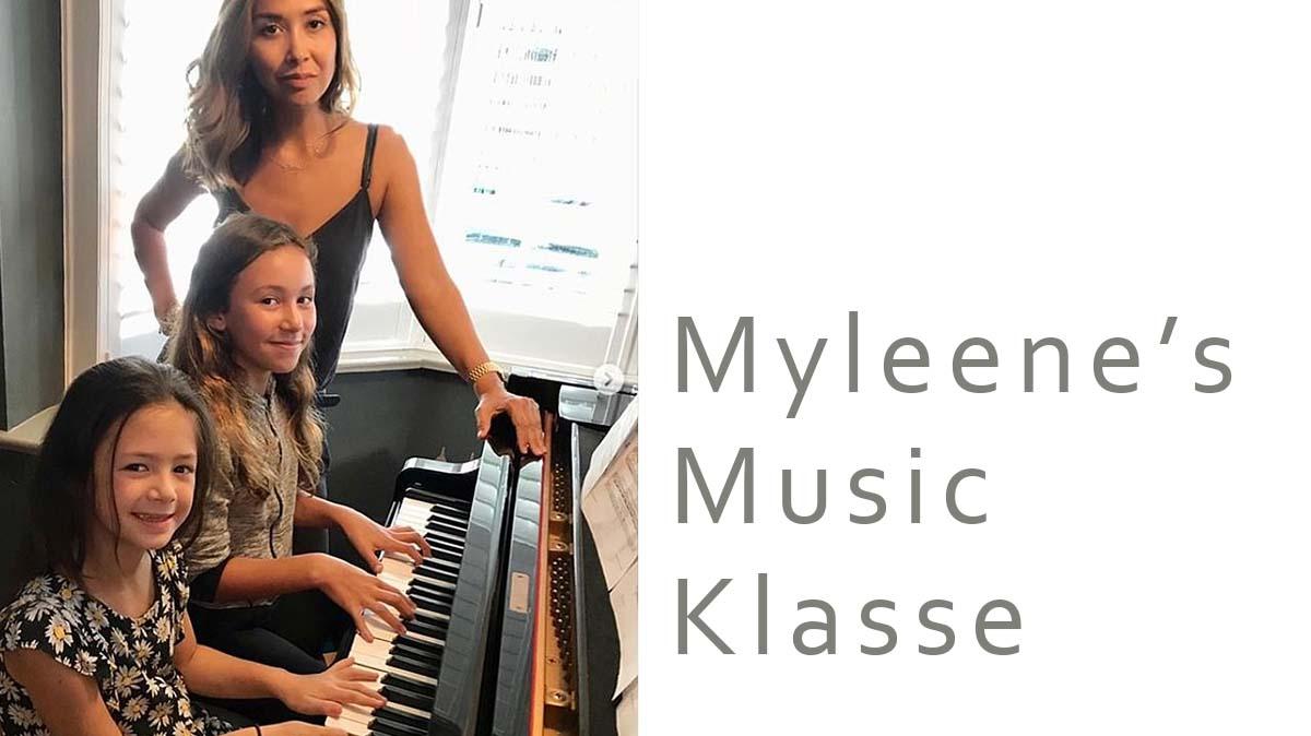 Myleene's music Klasse